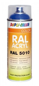 DUPLI-COLOR RAL ACRYL lakier akrylowy 400ml