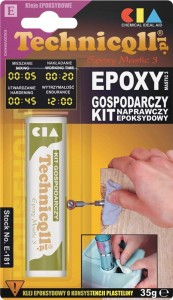 KIT GOSPODARCZY TECHNICQLL 35g. E-181