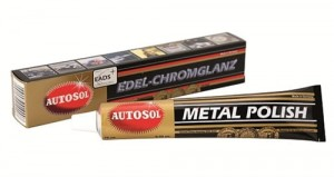 AUTOSOL METAL POLISH PASTA POLERSKA MOTOCYKLOWA  75ML